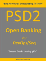PSD2 - Open Banking for DevOps(Sec)