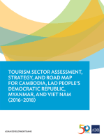 Tourism Sector Assessment, Strategy, and Road Map for Cambodia, Lao People's Democratic Republic, Myanmar, and Viet Nam (2016-2018)