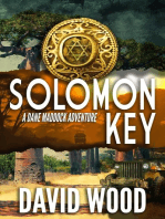 Solomon Key- A Dane Madock Adventure