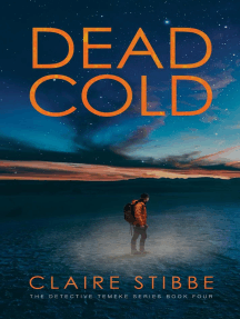 Dead Cold: The Detective Temeke Crime Series, #4