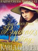 Mail Order Bride - Prudence's Destiny