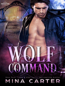Her Wolf to Command: Paranormal Protection Agency, #4