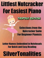 Littlest Nutcracker for Easiest Piano Tadpole Edition