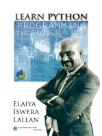 Learn Python Programming the Easy and Fun Way