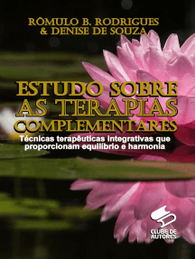 Estudo sobre as terapias complementares