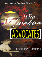 The Twelve Advocates (Amanda Series Book 3)