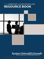 2018 Community Association Law Resource Book