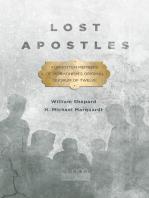 Lost Apostles: Forgotten Members of Mormonism's Original Quorum of the Twelve