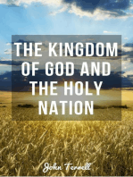 The Kingdom of God and the Holy Nation