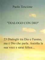 Dialogo con Dio