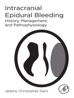 Intracranial Epidural Bleeding: History, Management, and Pathophysiology