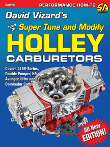 David Vizard's Holley Carburetors: How to Super Tune and Modify
