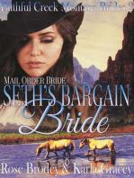 Mail Order Bride - Seth's Bargain Bride