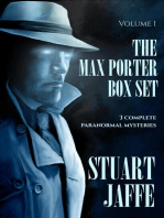 The Max Porter Box Set