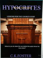Hypocrites Behind The Pulpit