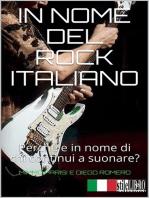 In nome del rock italiano