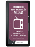 La TV pública y local en España: