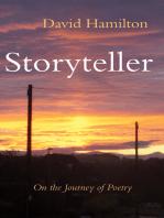 Storyteller: On the Journey of Poetry