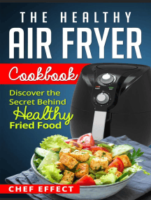 The Healthy Air Fryer Cookbook