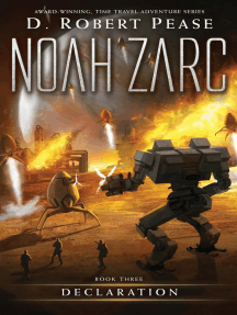 Noah Zarc: Declaration: Noah Zarc, #3