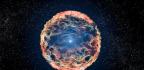 Death-Defying Supernova Kept Exploding Over 50 Years