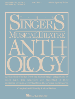 The Singer's Musical Theatre Anthology - Volume 3: Mezzo-Soprano/Alto Book Only