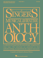 Singer's Musical Theatre Anthology - Volume 5: Tenor Book