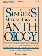 Singer's Musical Theatre Anthology Duets Vol. 2