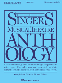 The Singer's Musical Theatre Anthology - Volume 2, Revised: Mezzo-Soprano/Belter Book Only