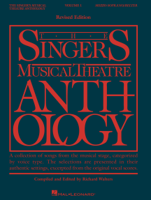 The Singer's Musical Theatre Anthology - Volume 1, Revised: Mezzo-Soprano/Belter Book Only