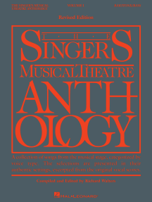 The Singer's Musical Theatre Anthology - Volume 1, Revised: Baritone/Bass Book Only