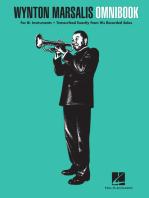 Wynton Marsalis - Omnibook: for B-flat Instruments