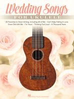 Wedding Songs for Ukulele