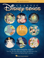 Classic Disney Songs