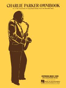 Charlie Parker - Omnibook: For E-flat Instruments