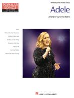 Adele - Popular Songs Series