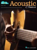Acoustic Classics: Strum & Sing Series for Guitar