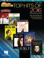 Top Hits of 2016: Strum & Sing Series