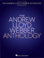 Andrew Lloyd Webber Anthology - Revised Edition