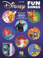 Disney Fun Songs