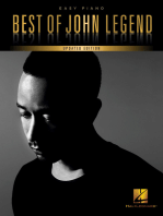 Best of John Legend: Updated Edition