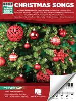 Christmas Songs - Super Easy Songbook