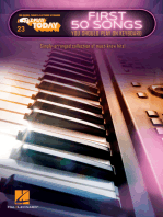 First 50 Songs You Should Play on Keyboard: E-Z Play® Today Volume 23