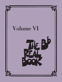 The Real Book - Volume VI: B-Flat Instruments