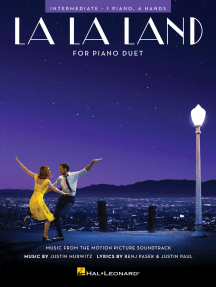 La La Land - Piano Duet: Intermediate Level / 1 Piano, 4 Hands