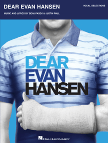 Dear Evan Hansen: Vocal Selections