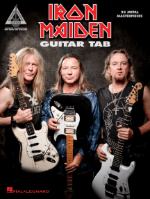 Iron Maiden - Guitar Tab: 25 Metal Masterpieces