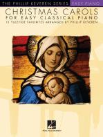 Christmas Carols for Easy Classical Piano