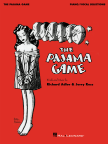 The Pajama Game: Piano/Vocal Selections
