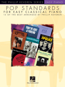Pop Standards for Easy Classical Piano